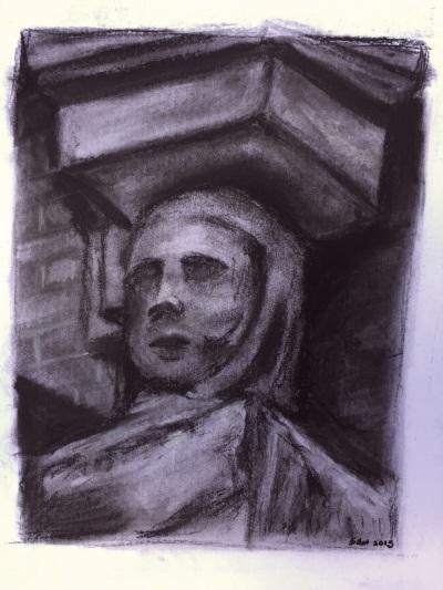 sally-statue